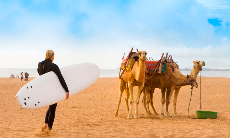 Best beaches in Morocco